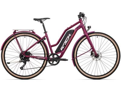 CROSSRIDE e375 LADY TOURING (incl. battery 500Wh)