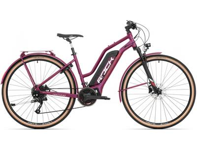 CROSSRIDE e450 LADY TOURING (incl. battery 500Wh)